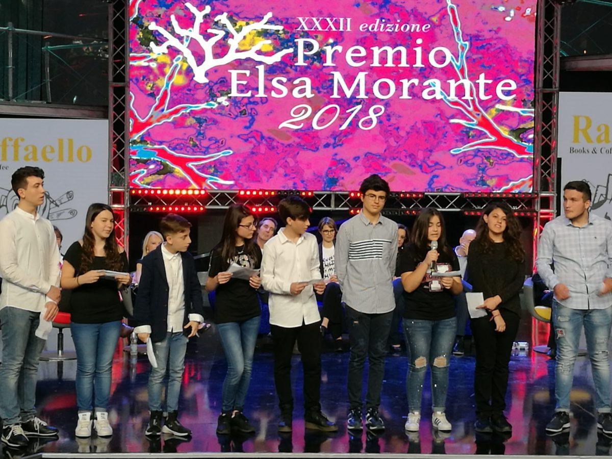 Premio Elsa Morante 2018 - Auditorium Rai Napoli