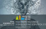 Premio Nazionale di Divulgazione Scientifica 2018