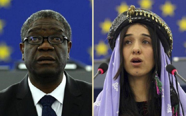 Premio Nobel per la pace 2018