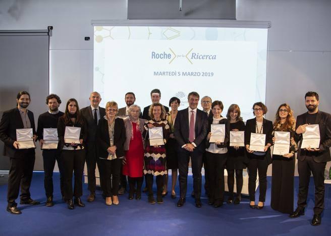 Premio Roche per la ricerca 2018
