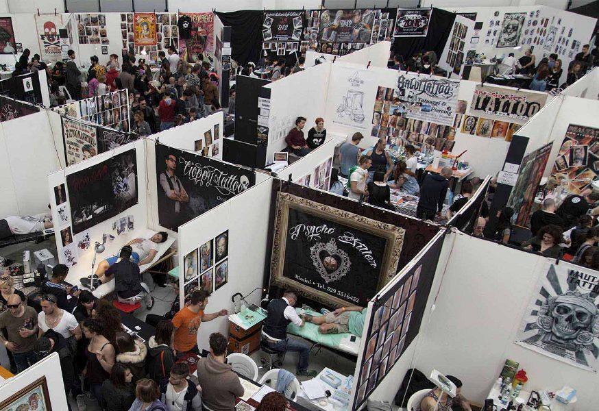 """La presentazione di """"International Tattoo Fest Napoli"""""""