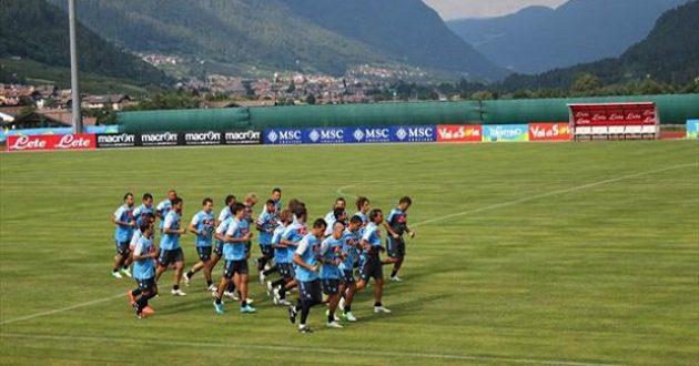 Prima giornata a Dimaro! Prime amichevoli per le squadre di Serie A!