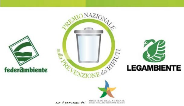 Proclamati i vincitori del Premio sulla prevenzione dei rifiuti