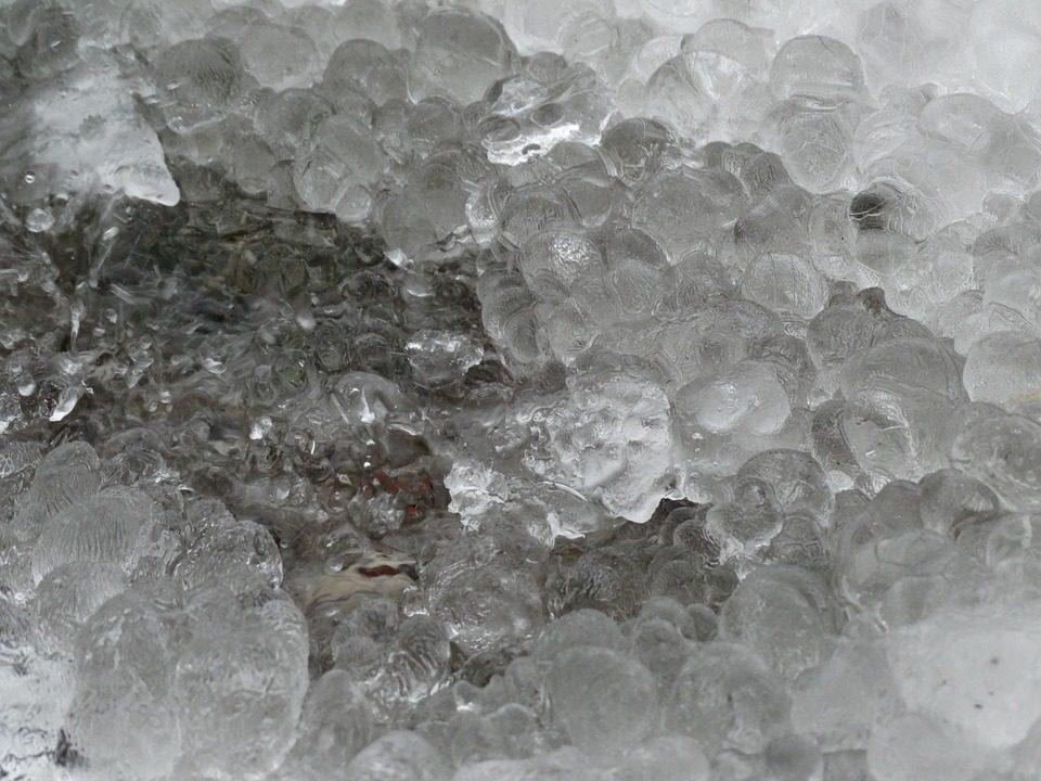 Prodotta una nuova forma di ghiaccio