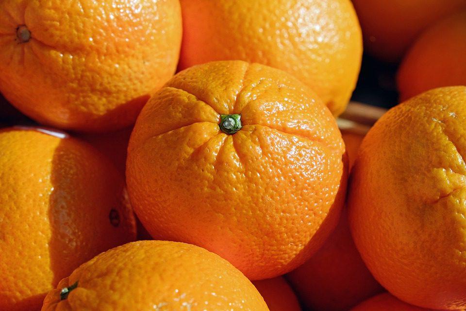 Proteggi la vista con le arance