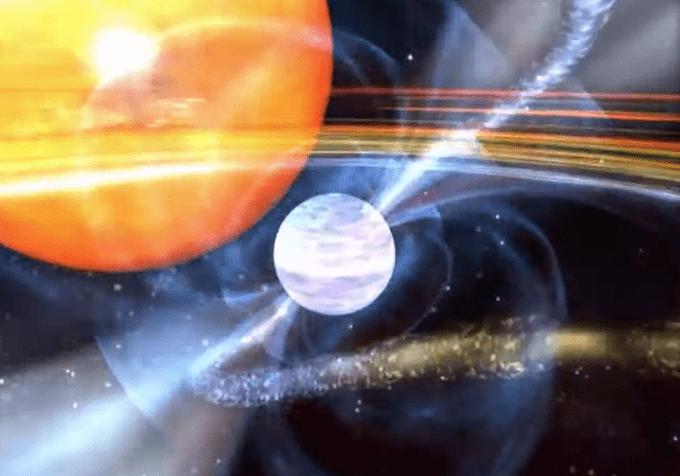 Radiazione galattica?