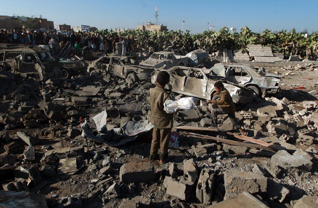 Ancora un rapporto di Amnesty sul conflitto in Yemen