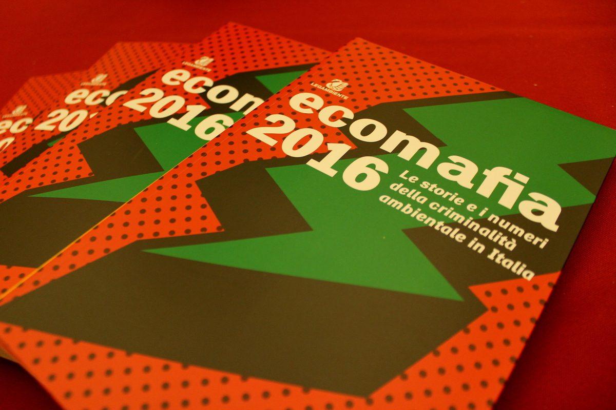 Rapporto Ecomafia 2016