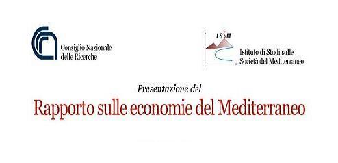 Rapporto sulle economie del Mediterraneo