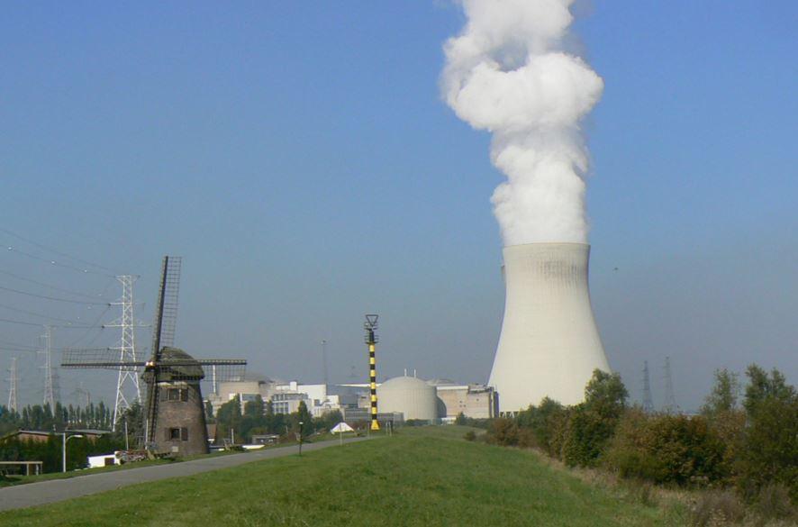 Reattore nucleare belga spento dopo un allarme