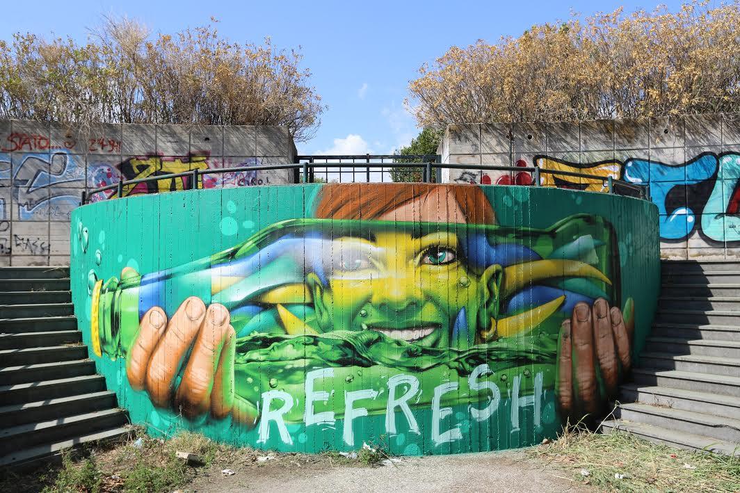 Refresh the City