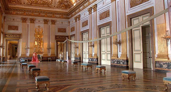REGGIA DI CASERTA: DESTINAZIONE MUSEO
