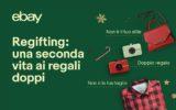 #Regifting: nuova vita ai regali