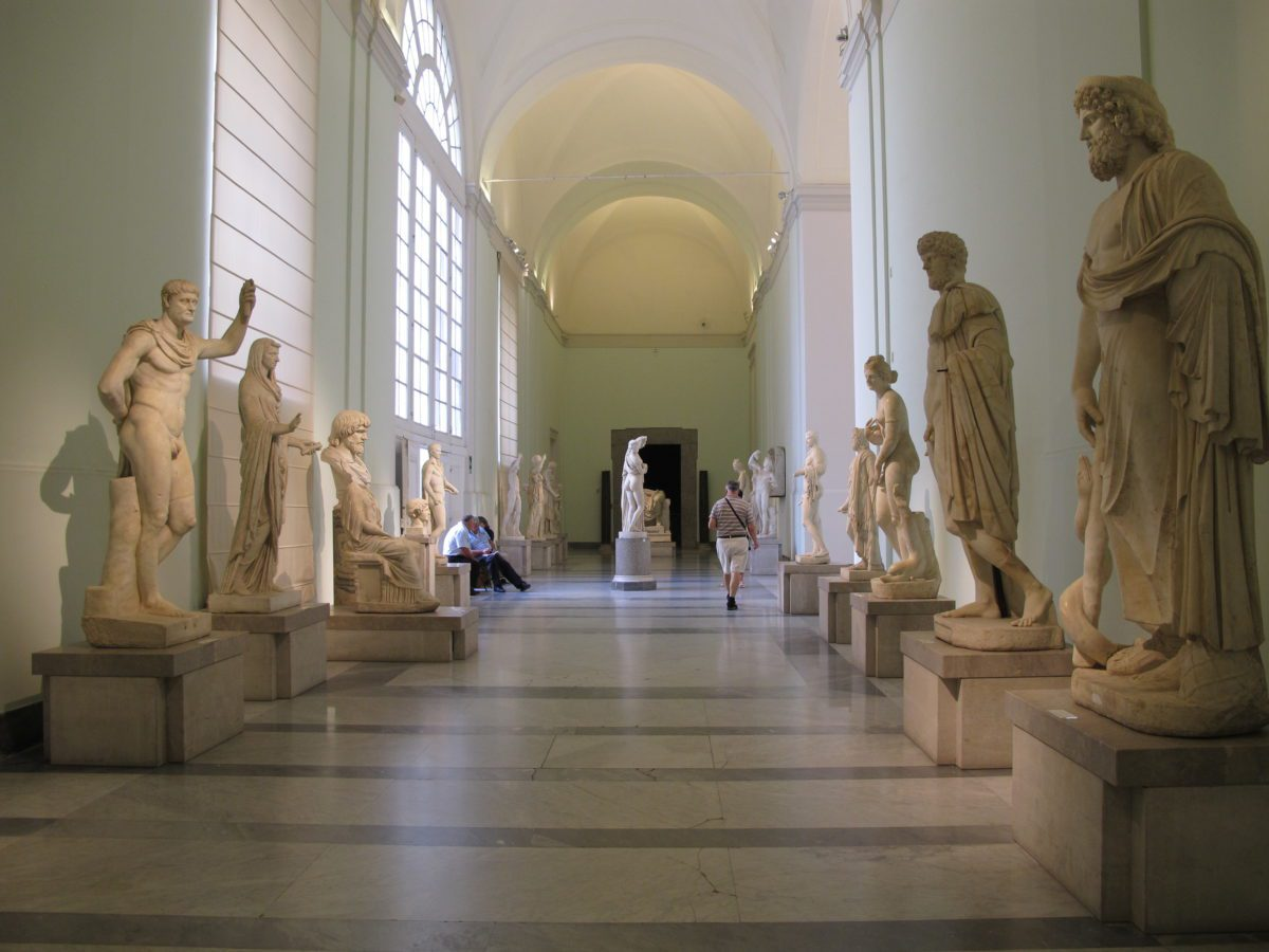 Regione Campania: piano triennale strategico per la Cultura della