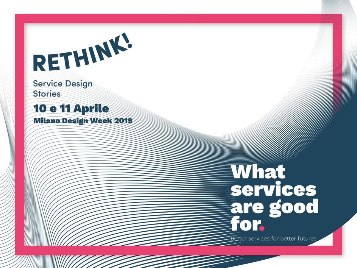 Rethink! Service Design Stories