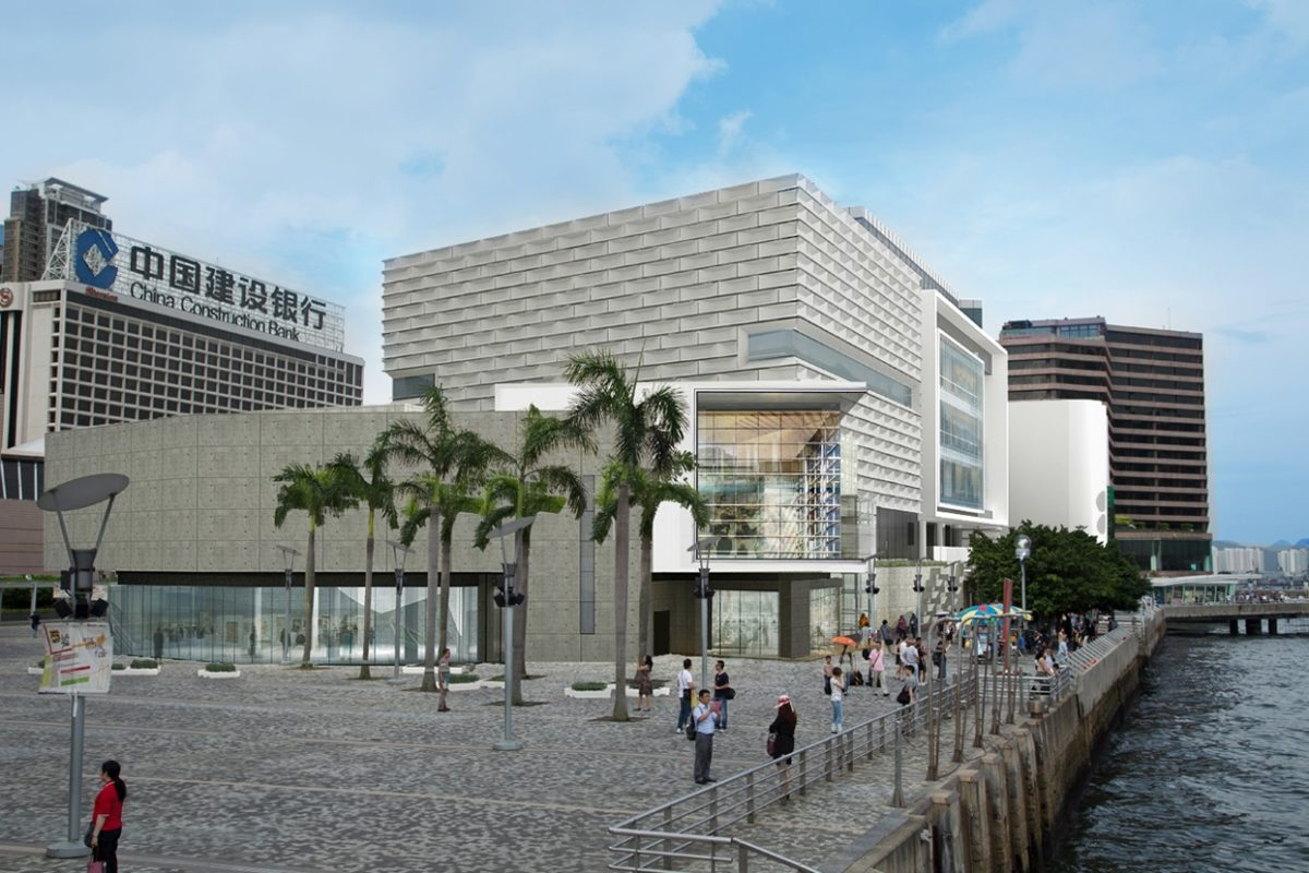Riapre il Museum of Art di Hong Kong