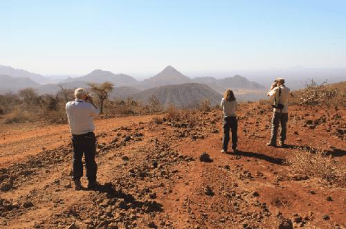 Una ricerca nella Rift Valley Africana