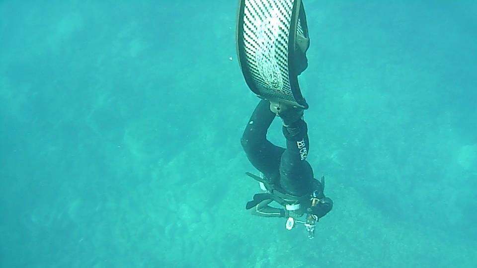 Ricerca sui moderni sistemi di respirazione subacquei