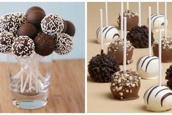 Riciclo creativo e goloso: i cake pops!