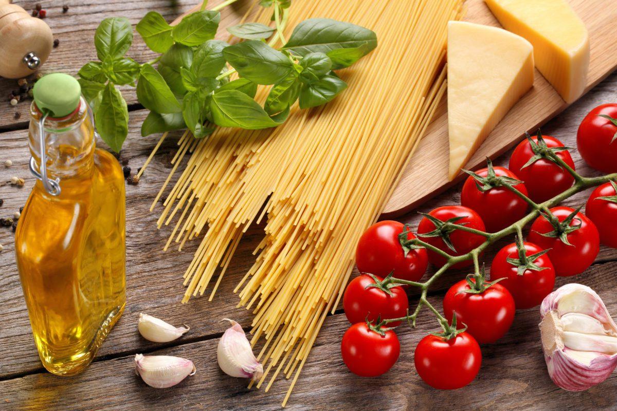 Ricresce l'export della dieta mediterranea