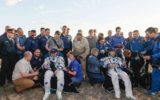 Rientrato l'equipaggio di Expedition 51