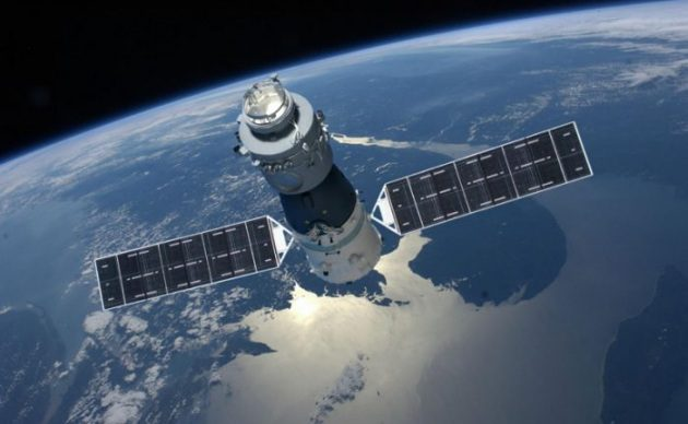 Rientro in atmosfera della stazione spaziale cinese