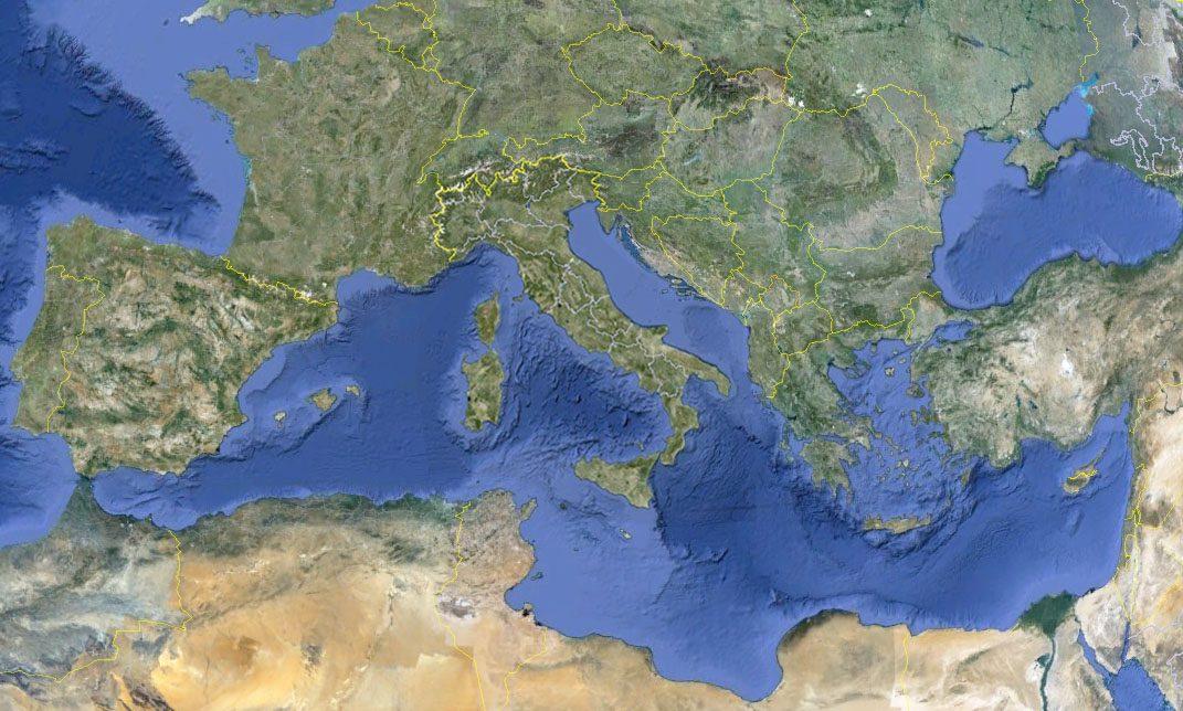 Riscaldamento climatico: quale destino attende il Mar Mediterraneo?