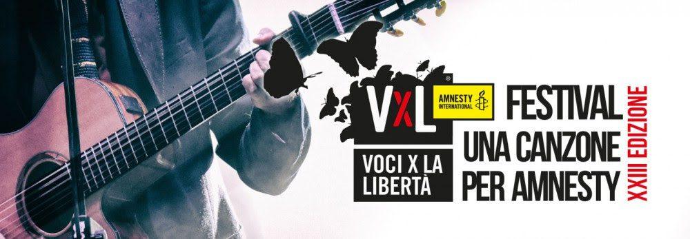 Ritorna Voci per la Libertà a cura di Amnesty International