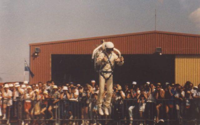 Rocketman arriva a Volandia