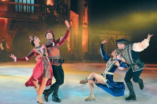 """""""Romeo e Giulietta"""" sul ghiaccio: arriva Ilya Averbuch all'Arena di Verona"""