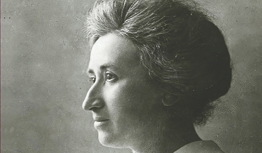 Rosa Luxemburg 100 anni dopo