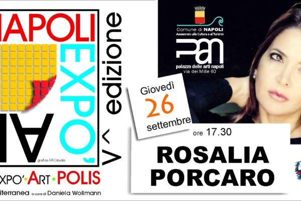 Rosalia Porcaro al PAN