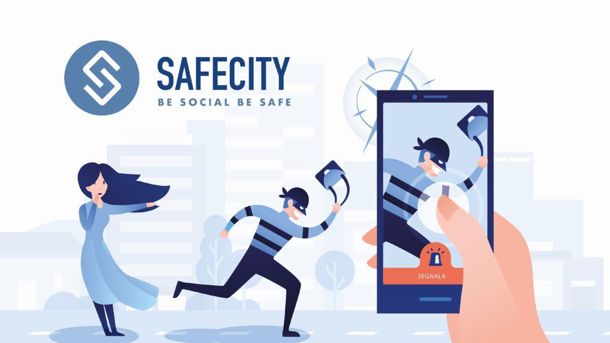 SafeCity: il social network italiano per la sicurezza partecipata
