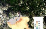 Salone dell'aerospazio di Le Bourget: le prime immagini della Terra da PRISMA