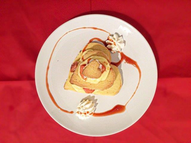 San Valentino a tavola: il dessert batticuore di Gnammo
