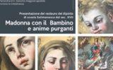 San Valentino Torio: il restauro di un dipinto del XVII secolo