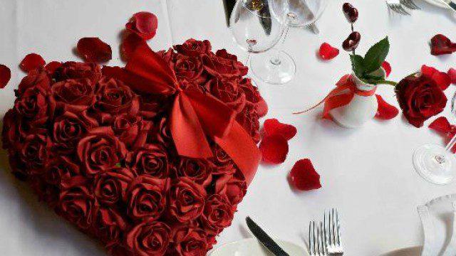 San Valentino: una persona su cinque regala fiori