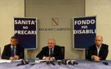 Sanità campana: fondo disabilità e stabilizzazione dei precari