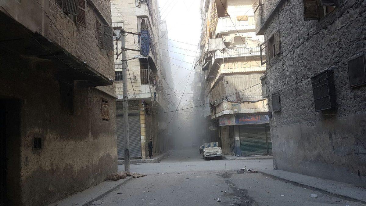 Save the Children sul conflitto in Siria