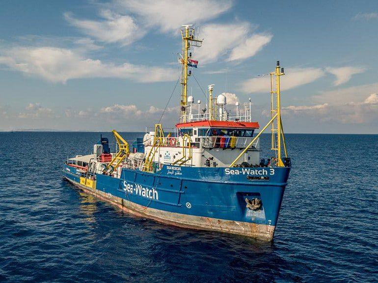 Sbarco della nave Sea Watch: appello di venti Organizzazioni
