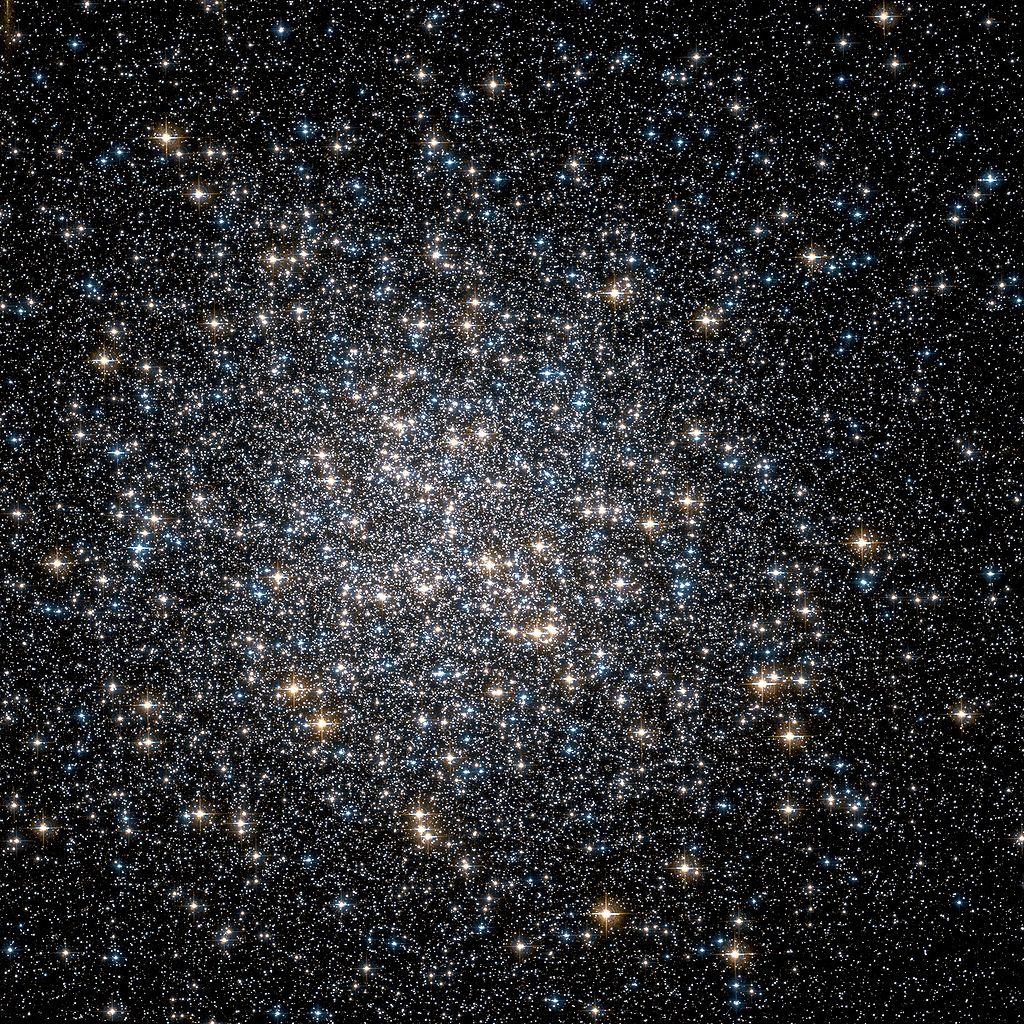 Scoperto fossile della Via Lattea