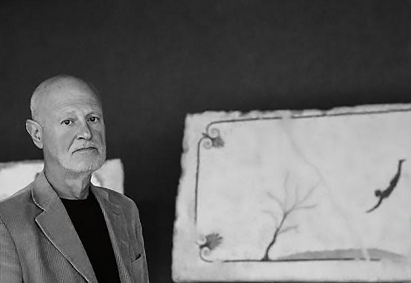 Sergio Vecchio: l'eremita della pittura