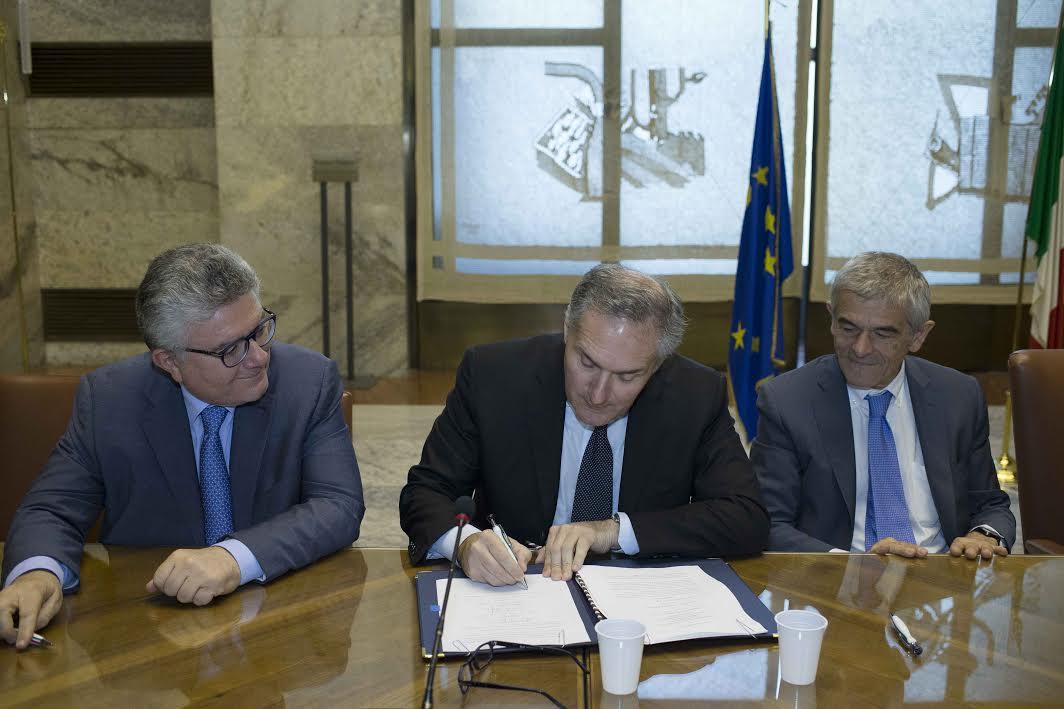 Siglato al MISE il protocollo FCA-Regione Campania