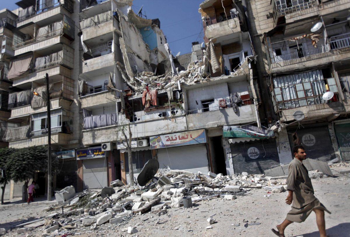 Siria: la UE prolunga ancora le sanzioni