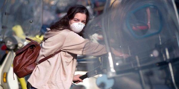 Smog: -91% pioggia a dicembre