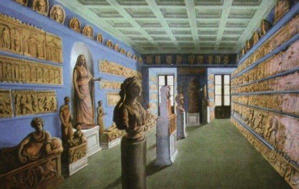"""""""Sogno d'Italia. Collezione del marchese Campana"""" in mostra all'Ermitage"""