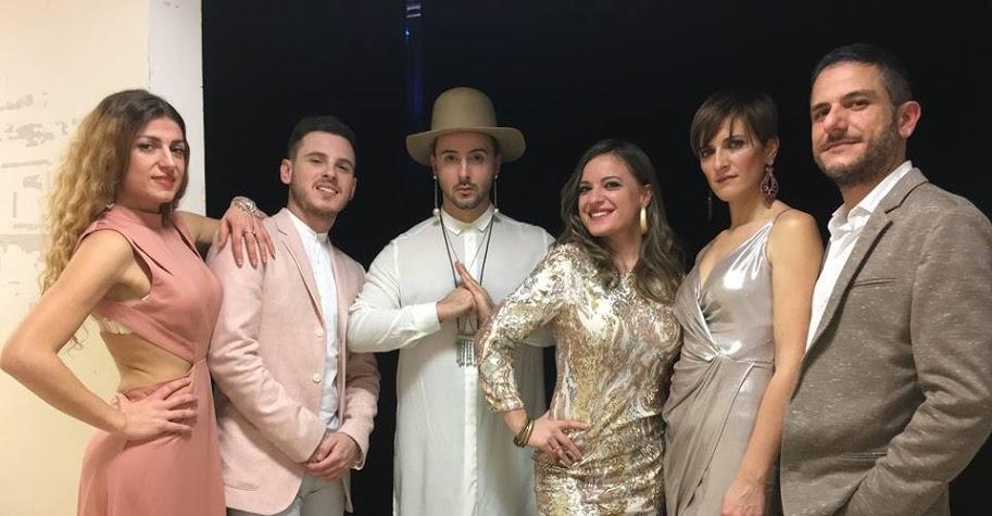 Soul Six Vocal Group al Vinile live
