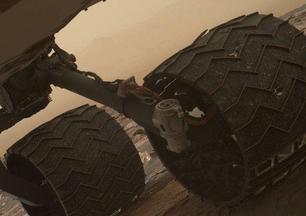 Spazio: Curiosity instancabile
