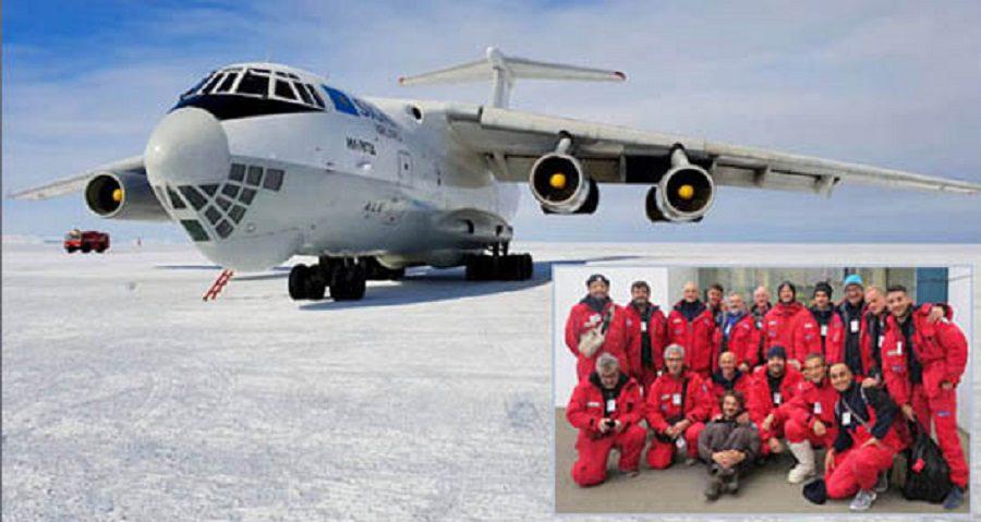 Spedizione italiana in Antartide numero 34