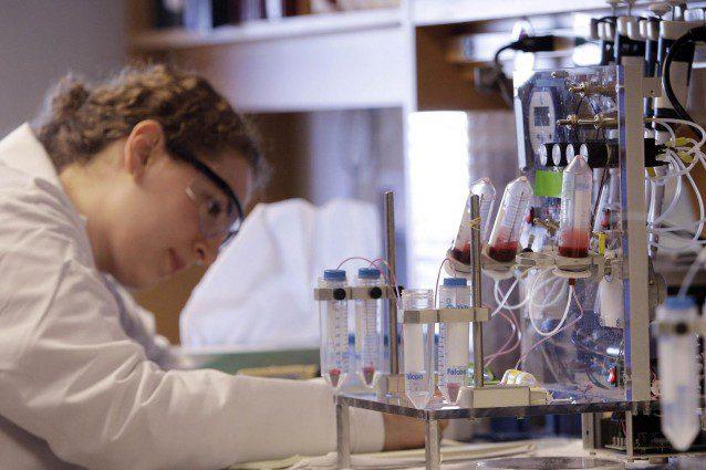 Sperimentazioni cliniche di una proteina terapeutica